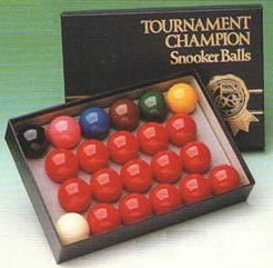 39a078284a Bolas Belgas Tournament Champion Snooker (Uso internacional)