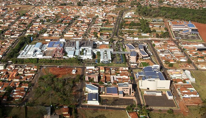 As Instala 231 245 Es Do Hospital De C 226 Ncer De Barretos Academia